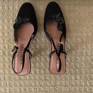 Sam & Libby Shoes - Black Evening Dress Shoes